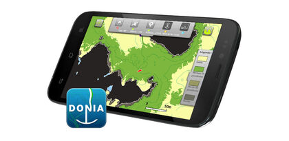 Application Donia Andromede oceanologie