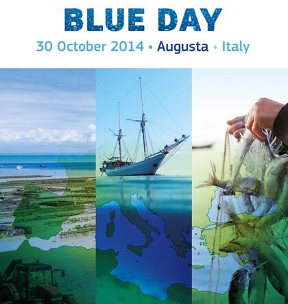 Blue day Augusta Italie 30 Nov