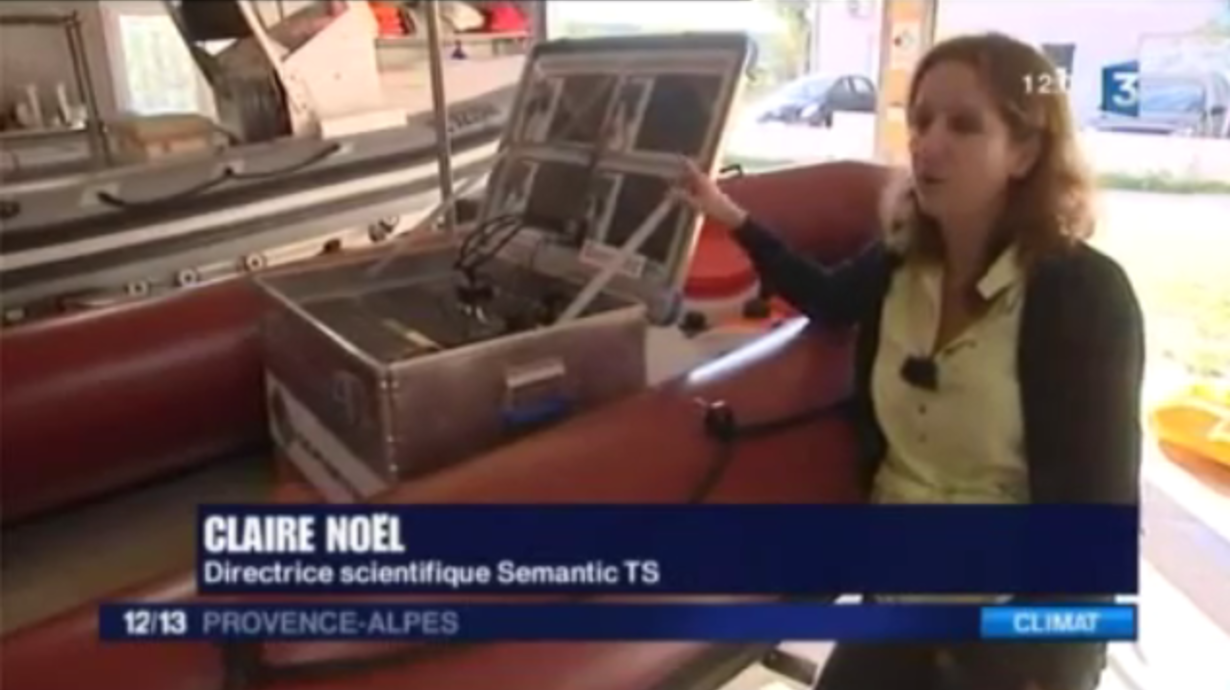 France 3 Sematic TS image