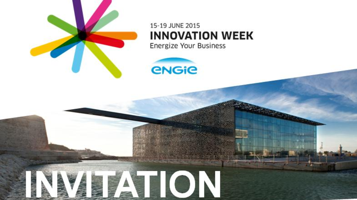 Innovation week Engie