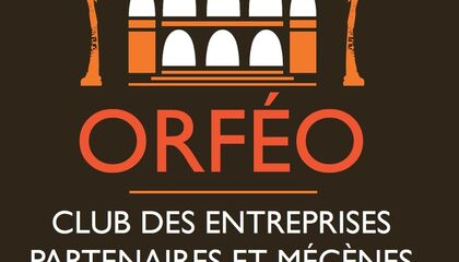 logo sticker ORFEO